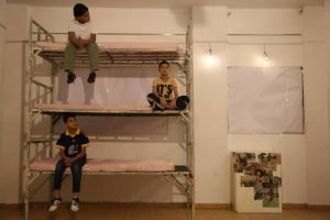 bunkbeds theater